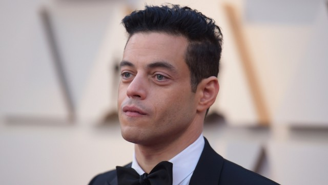Rami Malek als Bösewicht im 25. James-Bond-Film