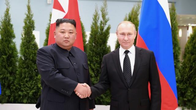 Politik Nordkorea Internationale Politik