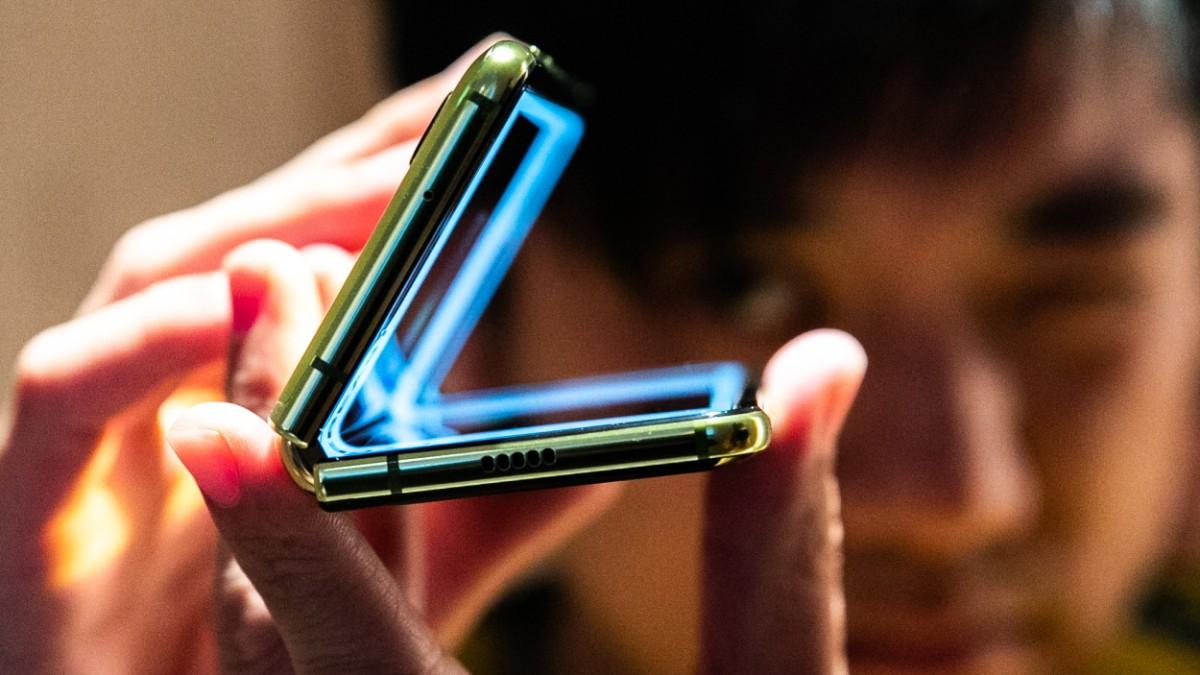Samsung lässt Bericht über Falt-Handy löschen