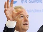Bahn-Chef Rüdiger Grube, Foto: dpa