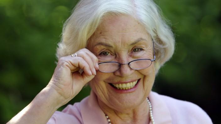 Schauspielerin Ellen Schwiers gestorben