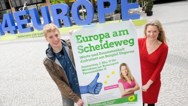 Süddeutsche Zeitung München SZ-Serie: Europawahl 2019