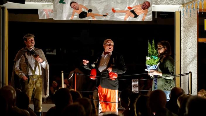 Starkbierfest Vierkirchen