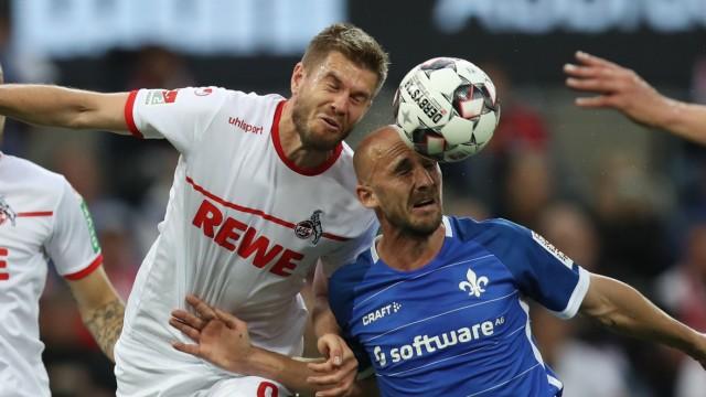 1. FC Koeln v SV Darmstadt 98 - Second Bundesliga