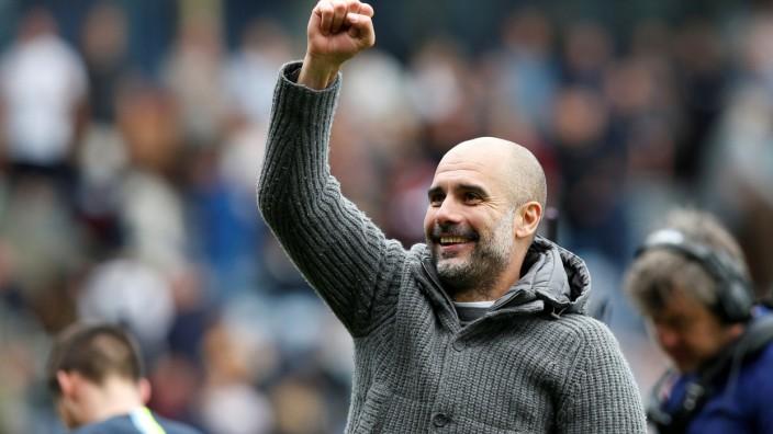 Premier League - Burnley v Manchester City
