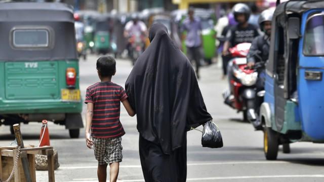 Politik Sri Lanka Notstandsgesetze