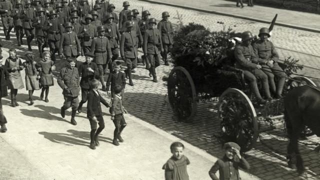 Räterepublik in Bayern, 1919