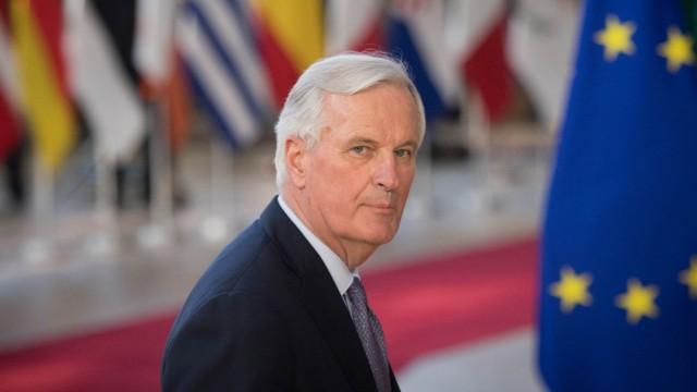 Brexit-Unterhändler Barnier verrät Verhandlungsdetails