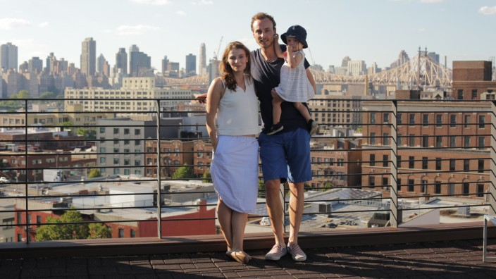 Stadnomaden New York City USA Christina Horsten Felix Zeltner