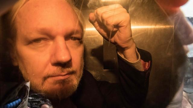 Julian Assange Wikileaks-Gründer