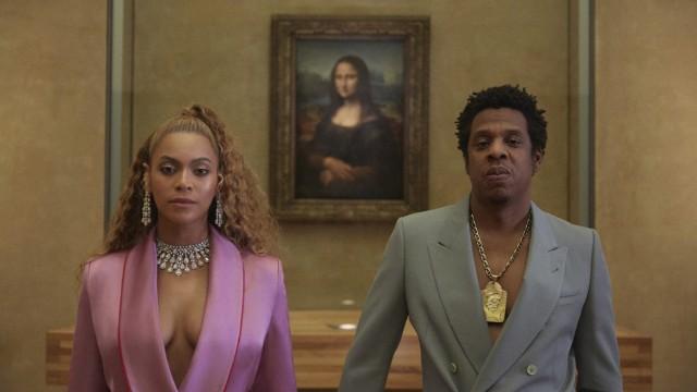 Zur Leonardo Geschichte; Beyonce Video Still