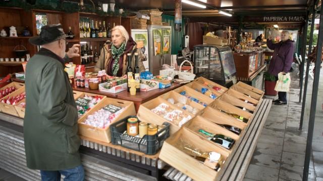 Paprikahaus am Viktualienmarkt