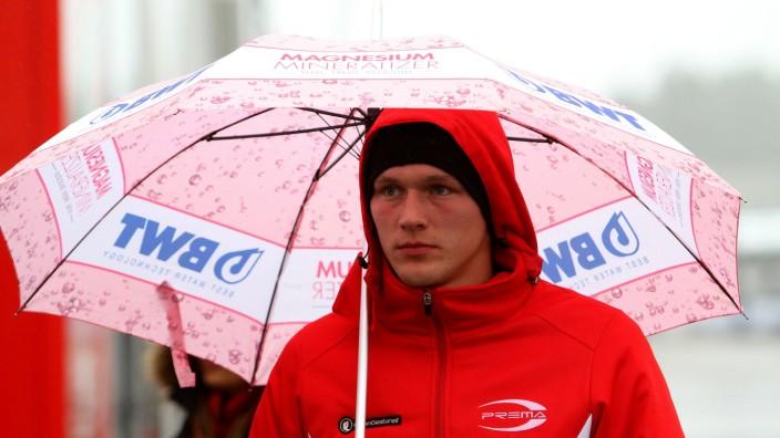 Maximilian Günther GER Prema Powerteam Dallara F317 Mercedes bei der FIA Formel 3 Europameiste; Maximilian Günther