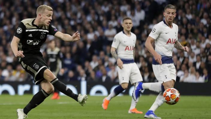 Tottenham Hotspur - Ajax Amsterdam