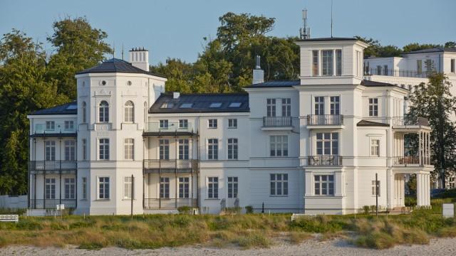 Heiligendamm Luxusvilla