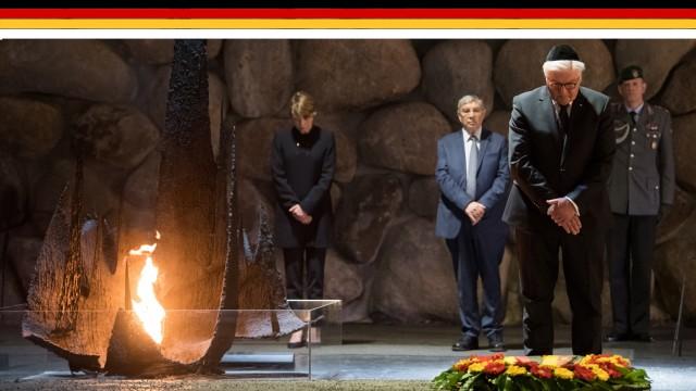 Bundespräsident Steinmeier in Israel