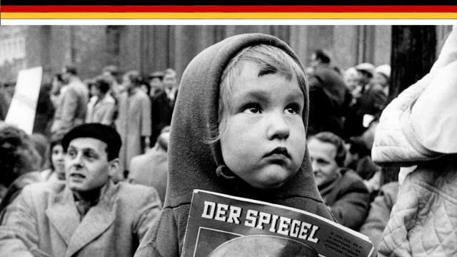 60 Jahre Bundesrepublik Deutschland - 'Spiegel'-AffâÄ°re