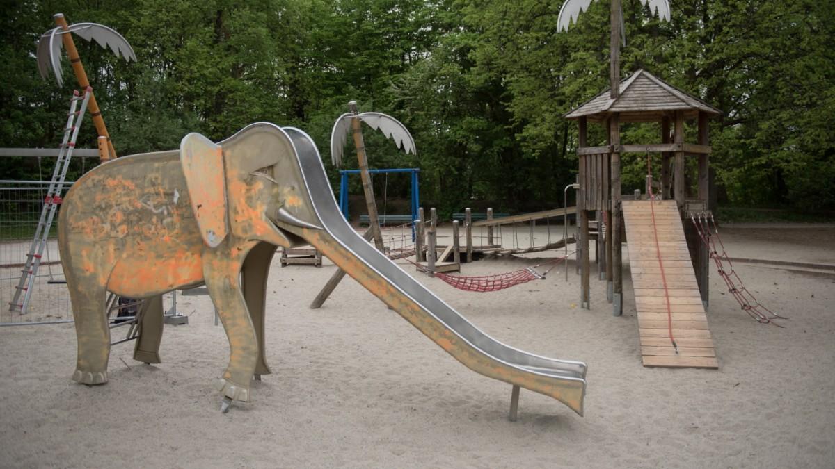Diese Spielplätze in München sollten Eltern kennen