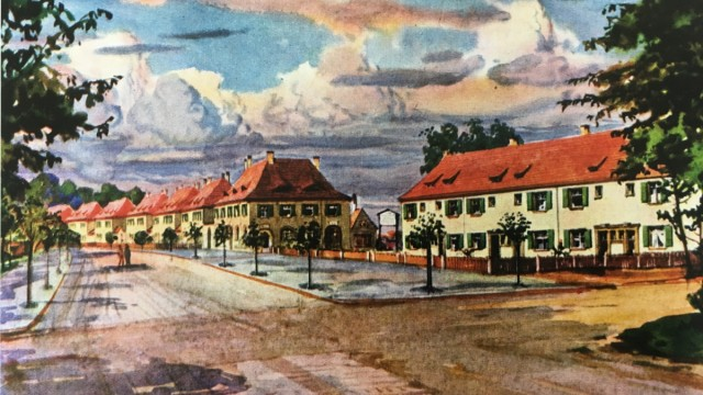 Wohnen und Design Wohnungsnot