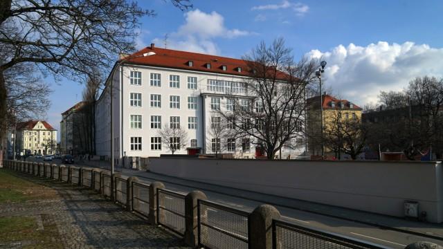Ichoschule in München, 2016