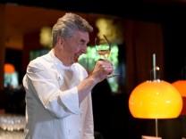 Der Küchen-Chef des Restaurants Tantris, Hans Haas, geht in Rente