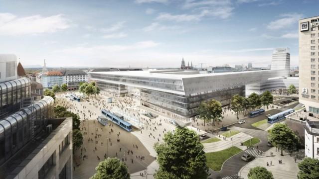 Verkehr in München Neue Riesen-Baustelle