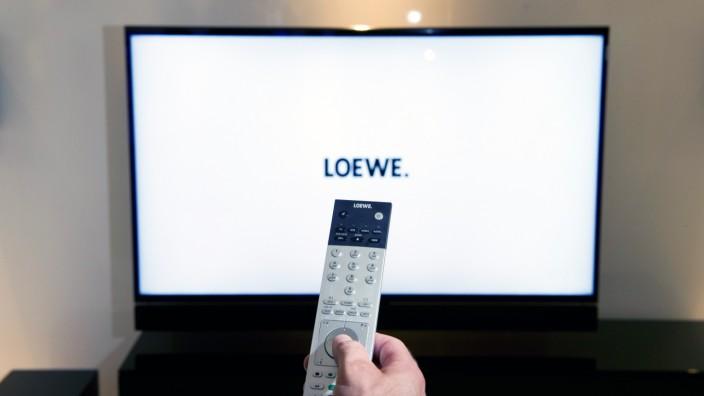 TV-Hersteller Loewe