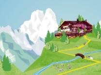 Reise - Hüttengaudi