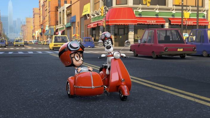 Kinostarts - 'Die Abenteuer von Mr. Peabody & Sherman'