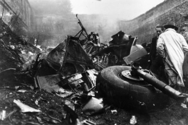 Turin Crash; Turin AC