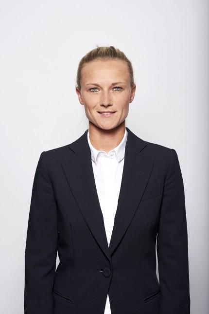 Kathleen Krüger Teammanagerin FC Bayern München
