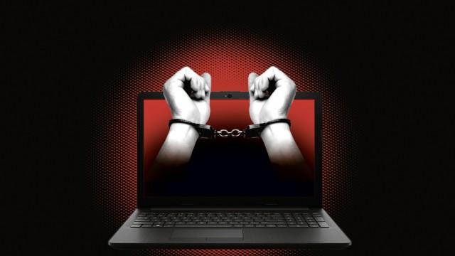 Polizei beschlagnahmt auch Darknet-Seite