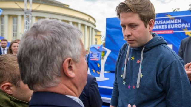 Wahlkampfauftakt der SPD für die Europawahl