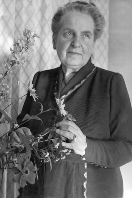 Elly Heuss-Knapp, 1951