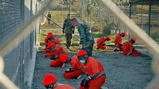 Aufnahme von Guantanamo-Häftlingen