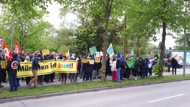 Süddeutsche Zeitung München Stadt scheitert mit Verbot