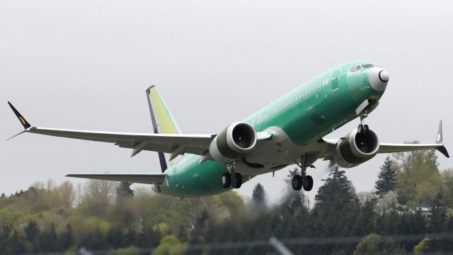 Luftfahrt Boeing