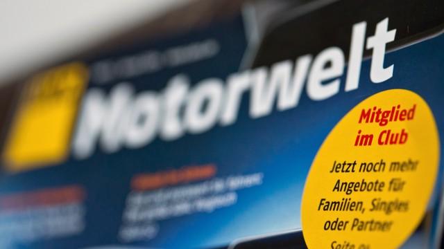 ADAC - Mitgliederzeitschrift 'Motorwelt'