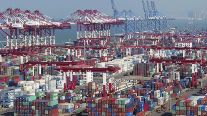 Handelsstreit zwischen USA und China