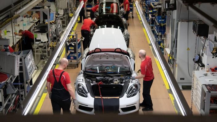 Porsche AG - Quartalszahlen