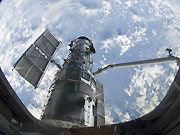 Hubble, Atlantis, ap