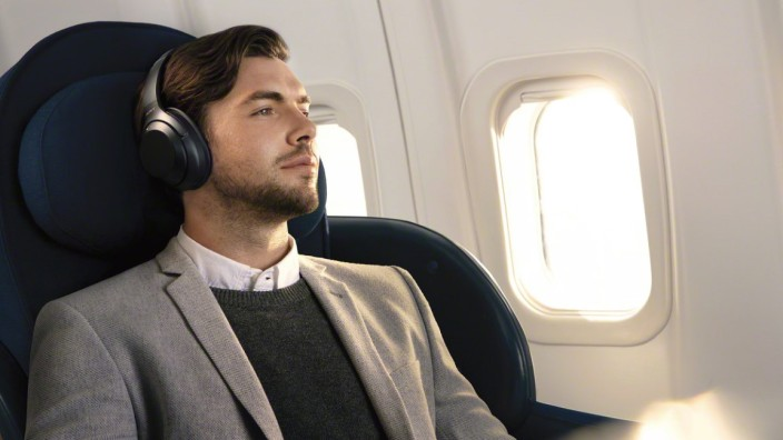 Lärmreduzierender Kopfhörer Sony