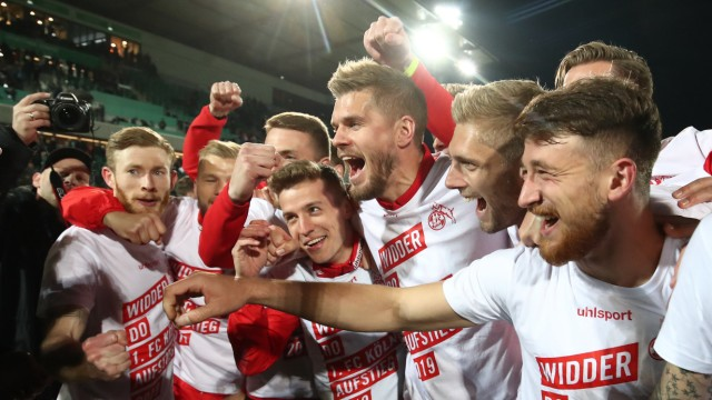SpVgg Greuther Fürth - 1. FC Köln