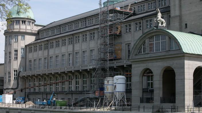 Deutsches Museum, Umbau, Renovierung