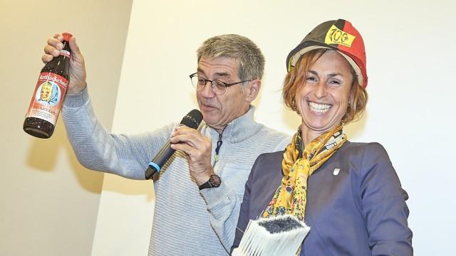 Bürgermeisterkandidat Penzberg