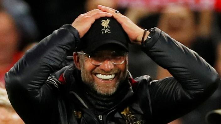 Champions League Semi Final Second Leg - Liverpool v FC Barcelona