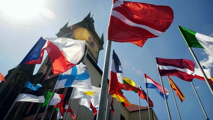 EU-Osterweiterung jährt sich zum 15. Mal