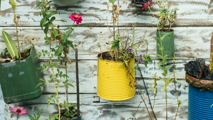 Gartenpflege: Mini-Biotope zum Selberbauen - Stil ...