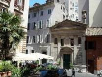 Europa Italien Rom Monti, Kaffsack/dpa