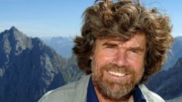 Reinhold Messner, Reden wir über Geld, dpa